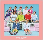 1x1=1(TO BE ONE)-JAPAN EDITION-(Pink Ver.)【JAPAN EDITON:CD+DVD) (CD)