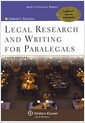 [중고] Legal Research and Writing for Paralegals (Paperback, 6th, PCK)