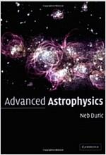 Advanced Astrophysics (Paperback)