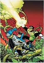 Batman: Brave and the Bold: Emerald Knight (Paperback)