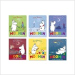무민 Moomin Picture Book Collection (6 Books)
