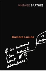 Camera Lucida : Reflections on Photography (Paperback)