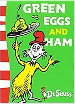[중고] Green Eggs and Ham (Paperback, Rebranded edition)