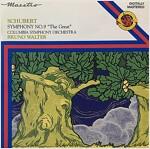 [중고] Bruno Walter - 슈베르트 : 교향곡 9번 '그레이트' (Schubert : Symphony No.9 'Tthe Great')