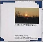 [중고] Jascha Horenstein - 말러: 교향곡 4번 (Mahler: Symphony No.4) (일본반)