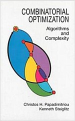 Combinatorial Optimization: Algorithms and Complexity (Paperback, Revised)