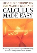 Calculus Made Easy (Hardcover, 1998)