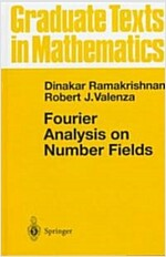 Fourier Analysis on Number Fields (Hardcover)