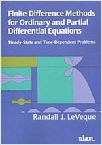 Finite Difference Methods for Ordinary and Partial Differential Equations: Steady-State and Time-Dependent Problems (Paperback)