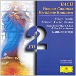 [중고] [수입] 바흐 : 칸타타 BWV 4, 51, 56, 140, 147 & 202 [2CD]