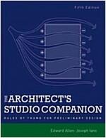 The Architect's Studio Companion : Rules of Thumb for Preliminary Design (Paperback, 5 Rev ed)