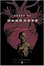 Heart of Darkness (Penguin Classics Deluxe Edition) (Paperback, Deckle Edge)