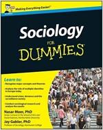 Sociology for Dummies. Nasar Meer (Paperback)