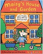 Maisy's House and Garden : A Maisy Pop-up-and-Play Book