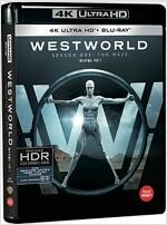 [4K 블루레이] 웨스트월드 시즌1: 한정판 (6disc: 4K UHD+BD)