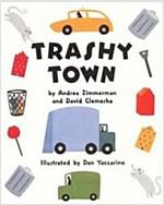 [중고] Trashy Town (Hardcover)