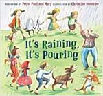 [중고] It's Raining, It's Pouring (Board Book)