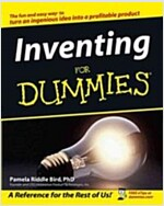 Inventing for Dummies (Paperback)
