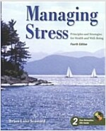 Managing Stress (Paperback, Compact Disc, 4th)