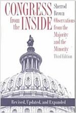 [중고] Congress from the Inside: Observations from the Majority and the Minority (Paperback, 3)