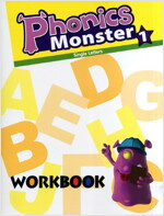 Phonics Monster 1: Workbook (Paperback)