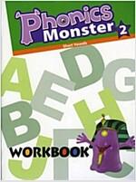 Phonics Monster 2: Workbook (Paperback)