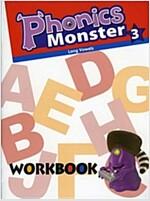 Phonics Monster 3: Workbook (Paperback)