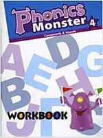 Phonics Monster 4: Workbook (Paperback)