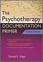 The Psychotherapy Documentation Primer (Paperback, 3 Rev ed)