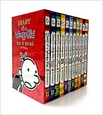 Diary of a Wimpy Kid Box of Books #1-11 (Paperback, 미국판, International)