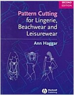 Pattern Cutting for Lingerie, Beachwear and Leisurewear (Paperback, 2 Revised edition)