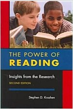 The Power of Reading: Insights from the Research, 2nd Edition (Paperback, 2, Revised)