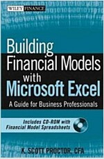 Building Financial Models With Microsoft Excel (Hardcover, CD-ROM)