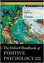 The Oxford Handbook of Positive Psychology (Paperback, 2)
