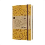 Moleskine 2019 12m Limited Edition Harry Potter Daily, Large, Daily, Beige, Hard Cover (5 X 8.25) (Desk)