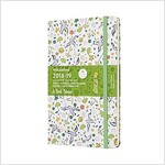 Moleskine 2018-2019 18m Limited Edition Petit Prince Weekly Notebook, Large, Weekly Notebook, Pattern White, Hard Cover (5 X 8.25) (Desk)