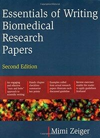 [알라딘]Essentials of Writing Biomedical Research Papers. Second Edition - 웹