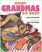 [중고] What Grandmas Do Best What Grandpas Do Best (Hardcover)