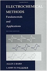 Electrochemical Methods: Fundamentals and Applications (Hardcover, 2)