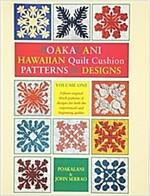 Poakalani Hawaiian Quilt Cushion Patterns & Designs: Volume One (Paperback)
