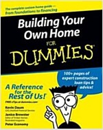 Building Your Own Home for Dummies (Paperback)