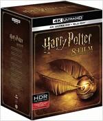 [4K 블루레이] 해리포터 8 Film 콜렉션: 한정판 (16disc: 4K UHD + BD)