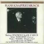 [중고] Hans Knappertsbusch - 브람스: 교향곡 4번