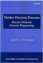 Markov Decision Processes: Discrete Stochastic Dynamic Programming (Paperback)