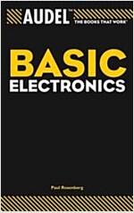 Audel Basic Electronics (Paperback, New)