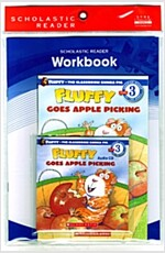 Fluffy Goes Apple Picking (Paperback + CD + Workbook)