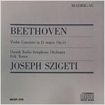 [중고] Joseph Szigeti - 베토벤: 바이올린 협주곡 (Beethoven: Violin Concerto)