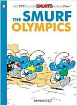 The Smurfs #11: The Smurf Olympics: The Smurf Olympics (Paperback)