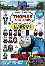 Thomas & Friends Character Encyclopedia : With Thomas Mini toy (Hardcover)