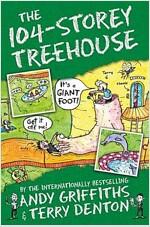 The 104-Storey Treehouse (Paperback, 영국판)